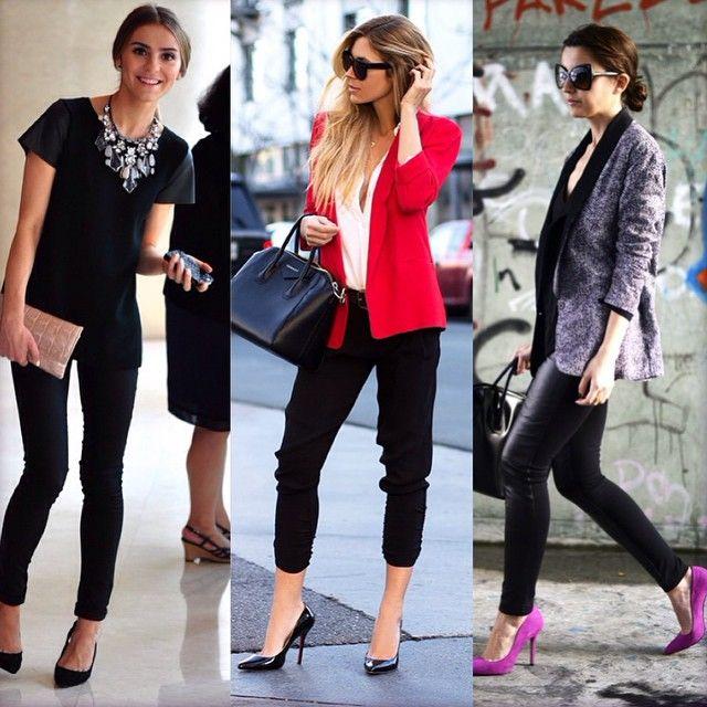 M s de 1000 ideas sobre como combinar pantalon negro en for Oficina postal mas cercana
