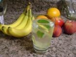 Sassy Water - This a recipe used in the Four Day Anti Bloat Jump Start for the Flat Belly Diet Plan