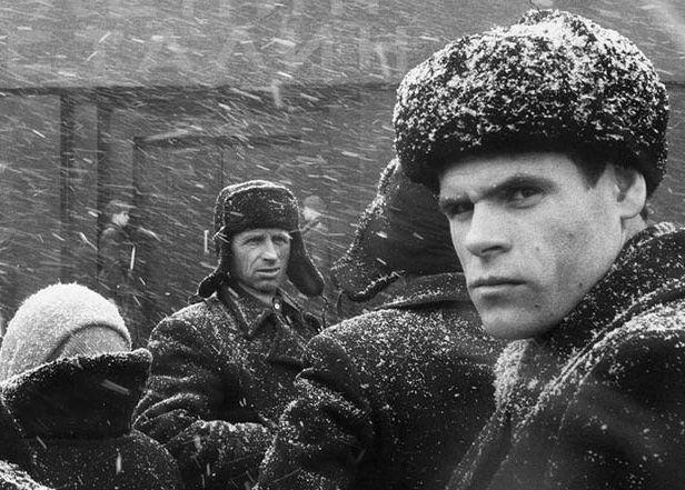 СССР 60-х (Марк Рибу)