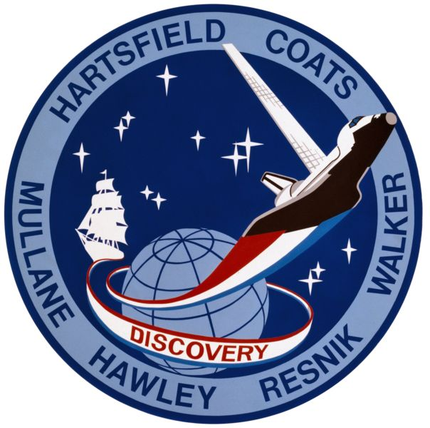 15 Best Space Shuttle Badges Images On Pinterest