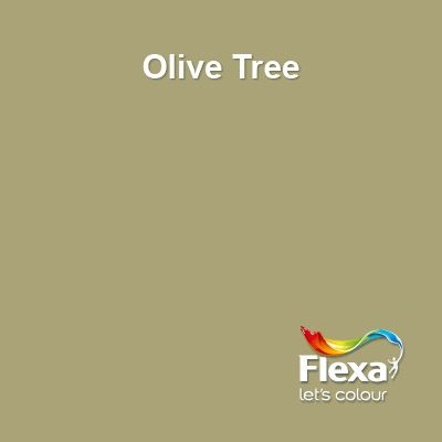 Flexa Creations kleur: Olive Tree