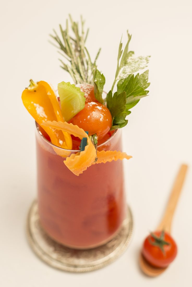 Improved Bloody Mary * 2