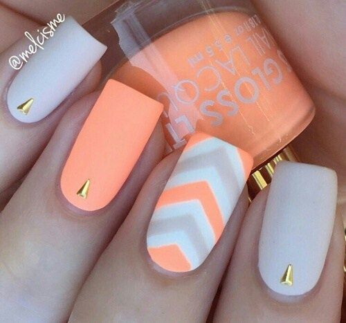 30 Simple Nail Art Designs Trends For Women | Fashionte