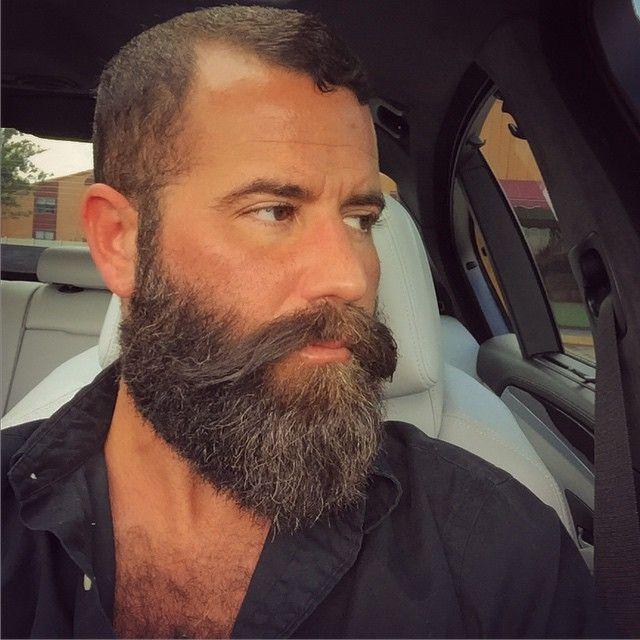 Grouchy, sick yet still busy bear today. #thekingsbeard #homographias #beard #bearded #beardlife #beardedmen #beardporn #gaybeard #gaybeards #beardworship #beardgang #beards #gay #gaymen #bears #bear #gaybear #scruff #gayscruff #selfie #hirsute #hairy #hairychest #hairygay #hairymen #malegrooming #homo