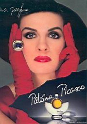 Paloma Picasso Mon Parfum, introduced in 1984