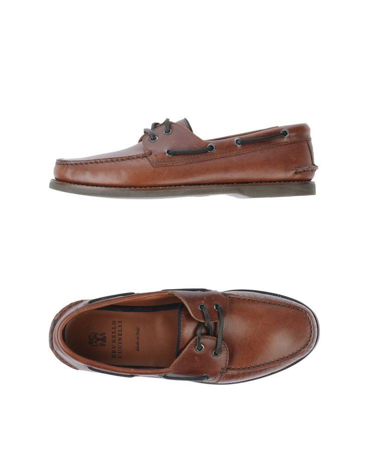 Summer shoes for men | Men's Footwear | Brunello cucinelli Hombre - Calzado  - Mocasines Brunello
