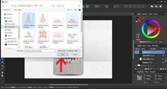 Download How To Use Mockups In Affinity School Design Mockup Design