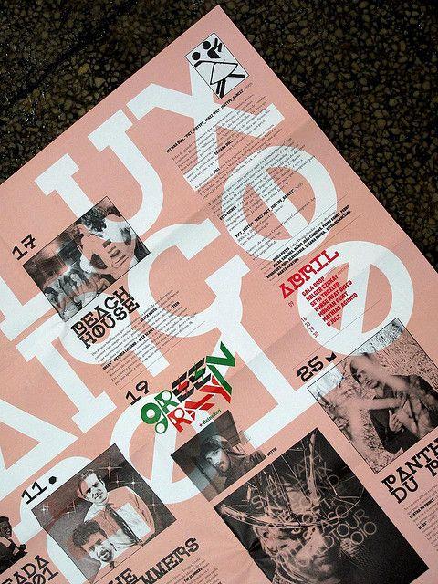 LUX Frágil — Flyer.Março010