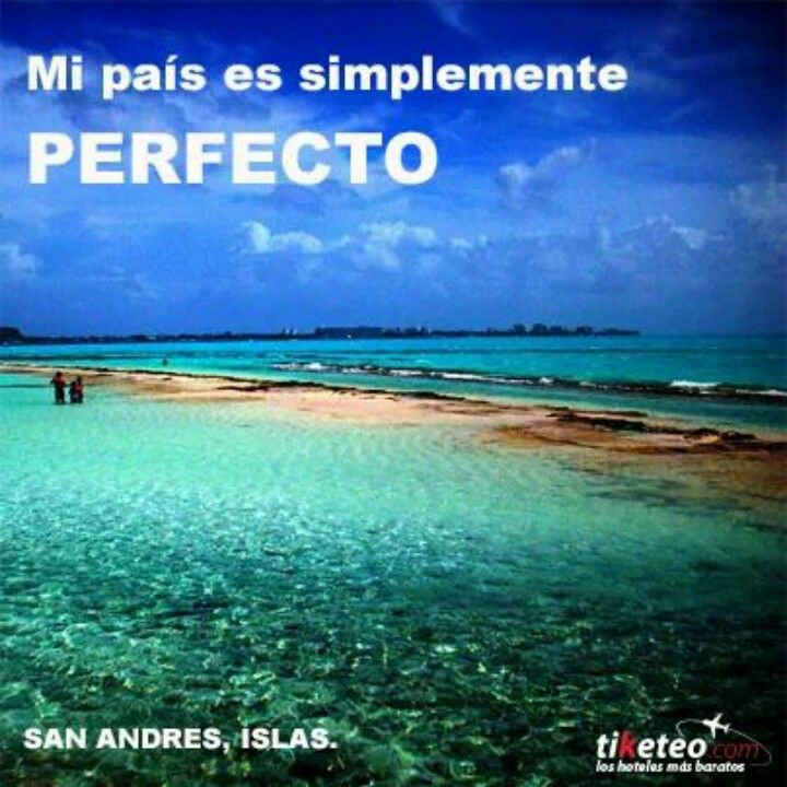 San Andres.