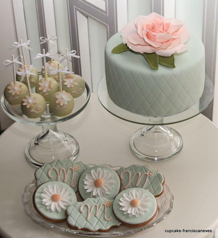 sugar daysies and roses