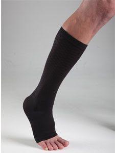 Cramer Products Inc- Ankle Compression Sleeve Black - Large