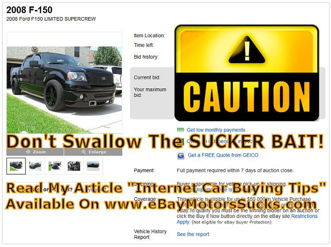 New Seller Ebay Car Scams Page 2 Of 3 Archives Ebaymotorssucks Com Ebay Cars Toyota Tundra 4x4 Ebay Motors