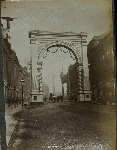 Grey Street, Newcastle, 1887 Jubilee | by Newcastle Libraries