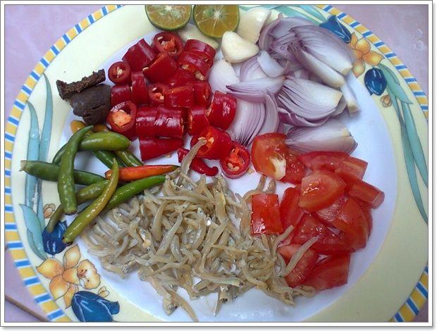 Life Is Sweet: Resepi : Sambal Ayam Penyet/Jawa