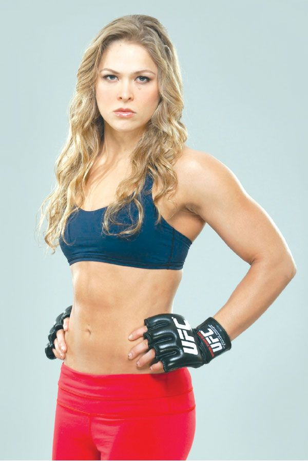 Foreign Celebrity - Ronda rousey | ஃபாரின் சரக்கு | VIKATAN