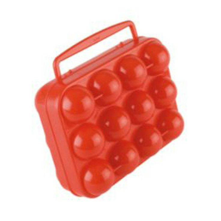 Coleman - Camping Egg Container | Dozen Egg Container | Coleman - 12 Count Egg Carrier