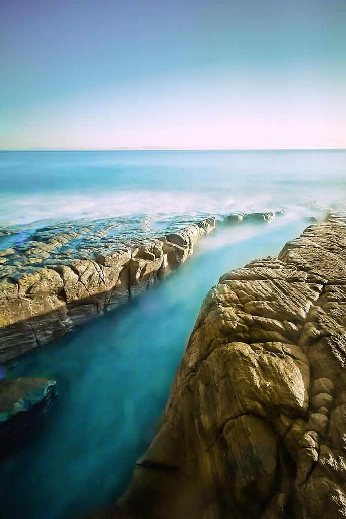 * Noosa Beach, Queensland, Australia  http://www.noosafoodandwine.com.au/