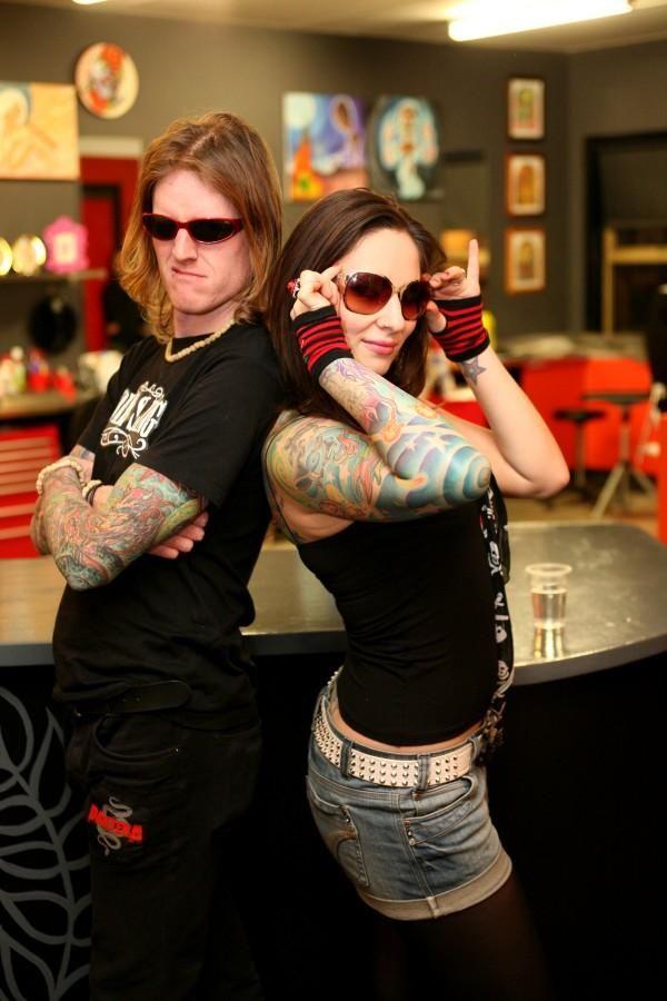Photos from Craig Ally Riley (dangerzonetattoo) on Myspace