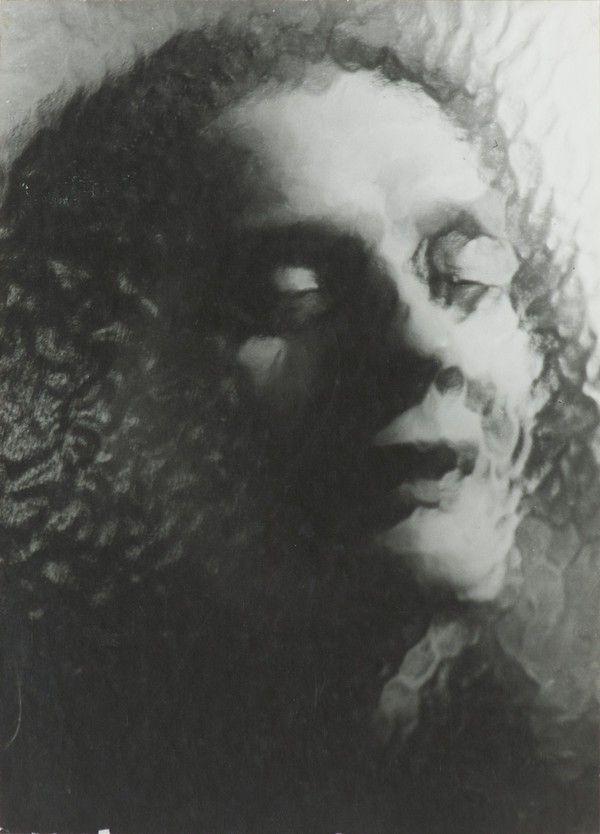 """Witold Dederko, Topielica, brom, lata 60. XX w. / Wystawa """"Kobieta w fotografii Dederków"""""""