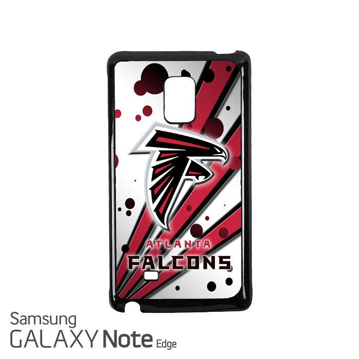 Atlanta Falcons Node and Strip Samsung Galaxy Note EDGE Case CoverClick picture to enlarge
