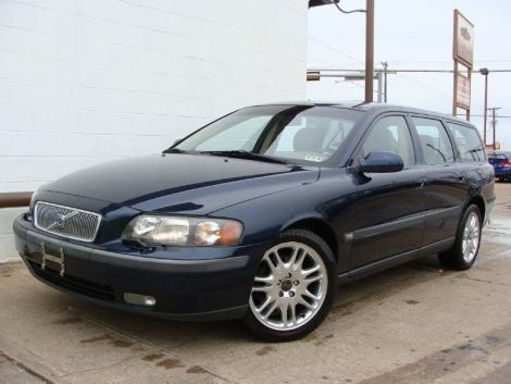 Used Volvo V70 T5 Wagon for sale in Texas for only $6788