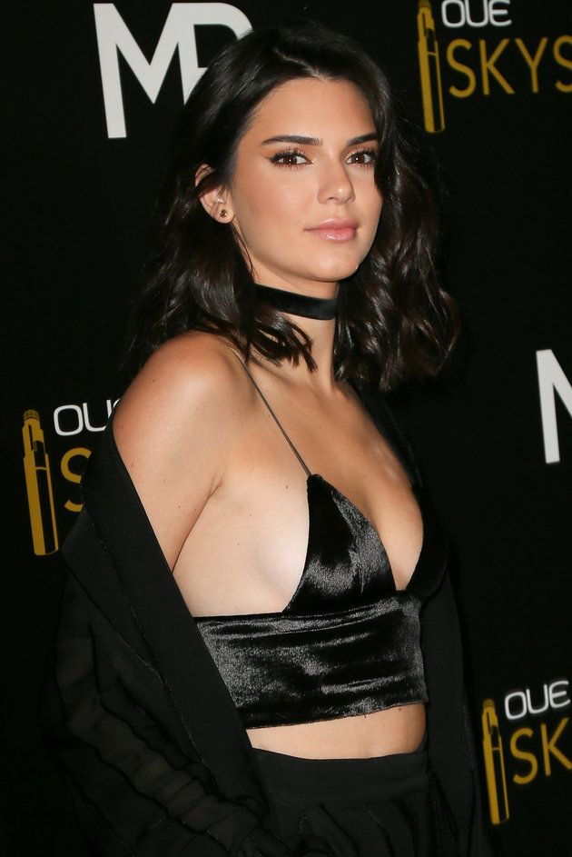 Why Kendall Jenner PrefersTo Go Braless
