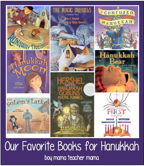 a picture book of hanukkah