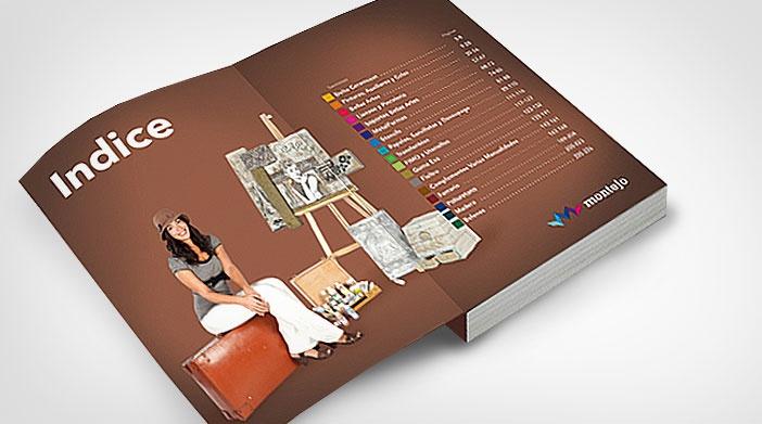 Catálogo de productos 2012 Artesanías Montejo.