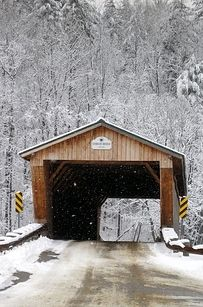 Winter in Pittsford | 34 Reasons Vermont Is The Most Beautiful Place In The World