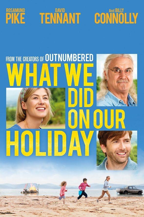 'Nuestro último verano en escocia' es una comedia británica dirigida por Andy Hamilton y Guy Jenkin. Ganadora del Premio del Público en la Seminci. Producción de BBC y protagonizada por dos de los actores más populares del momento, Rosamund Pike ('Perdida') y David Tennant ('Broadchurch'). Estreno previsto para el 20 marzo de 2015.