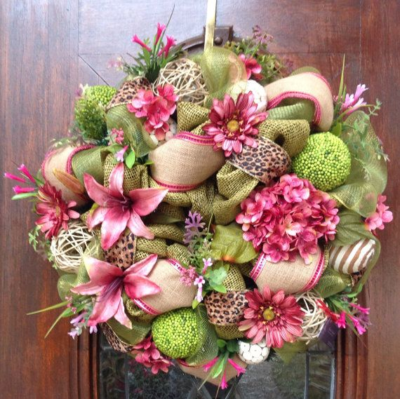 Pinterest Decorative Mesh Wreaths Poinsettias