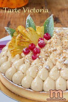 Cette recette de tarte est je pense une des recettes du livre de Stéphane Glacier, qui m'a donné envie de me faire offrir son livre