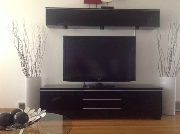 39 best images about tv on pinterest ikea tv unit tvs and ikea hackers - Tv wall units ikea ...