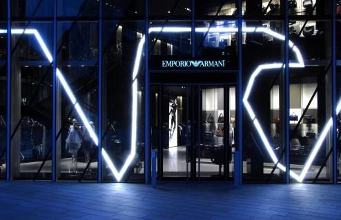Emporio Armani Store - Manchester