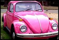 I have always wanted a old bug like this. <3