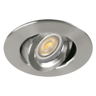 """ECO 2 LED 4"""" Round Adjustable Trim by Contrast Lighting"""