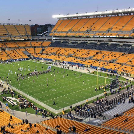 Heinz Field - Stadiums - Take a stadium tour and enjoy all the great amenities, good food and drinks or walk along the field of Heinz Field