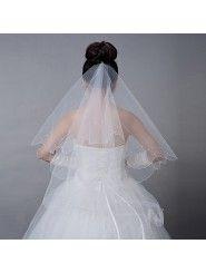 Short Wedding Veil 009