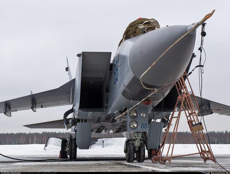 MiG-31BM