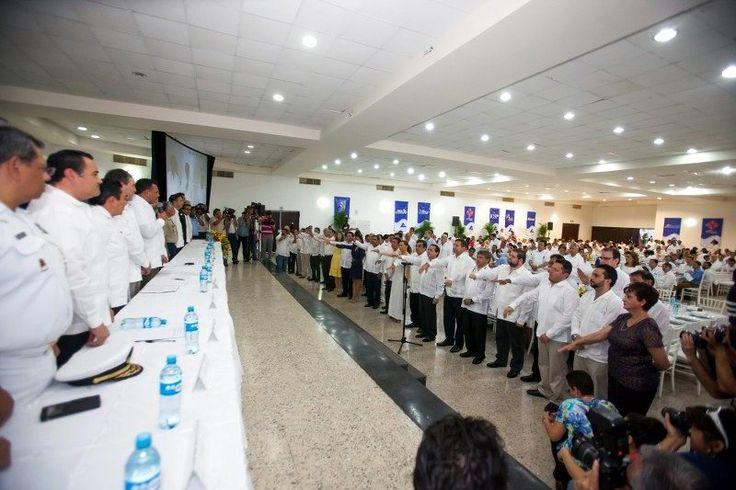 Le piden a Concanaco que apoye a Mérida como sede del tianguis turístico de México