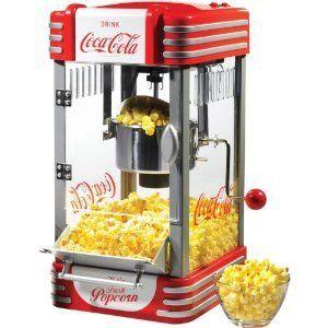 コカコーラ 52cm ポップコーンマシン ポップコーンメーカー パーティー イベント インテリア 映画館 並行輸入品[セール]【02P11Apr15】|ROOM - my favorites, my shop 好きなモノを集めてお店を作る