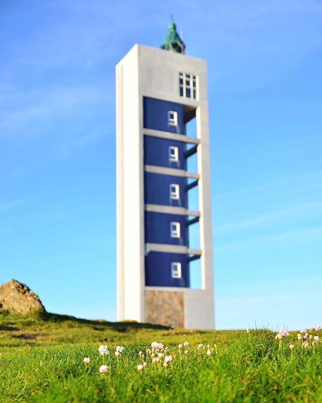Faritos Muy Dibujables Galicia Faro Lighthouse Faro