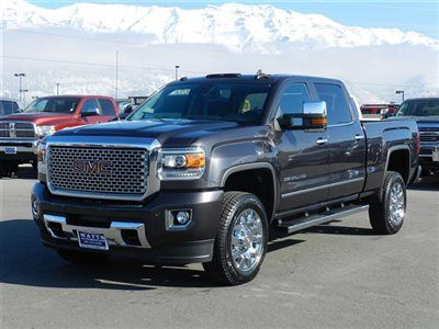2015 GMC SIERRA 2500 HD DENALI Truck. If money were no issue, you would be in my driveway....