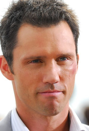 Jeffrey Donovan is so cute as Michael Westen haha