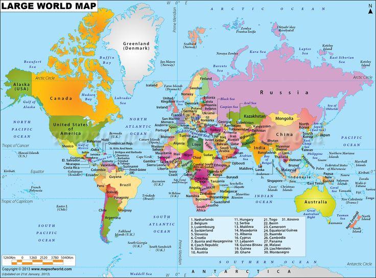 map of 2013 wildfires around the world | Summit Participants from Around the World