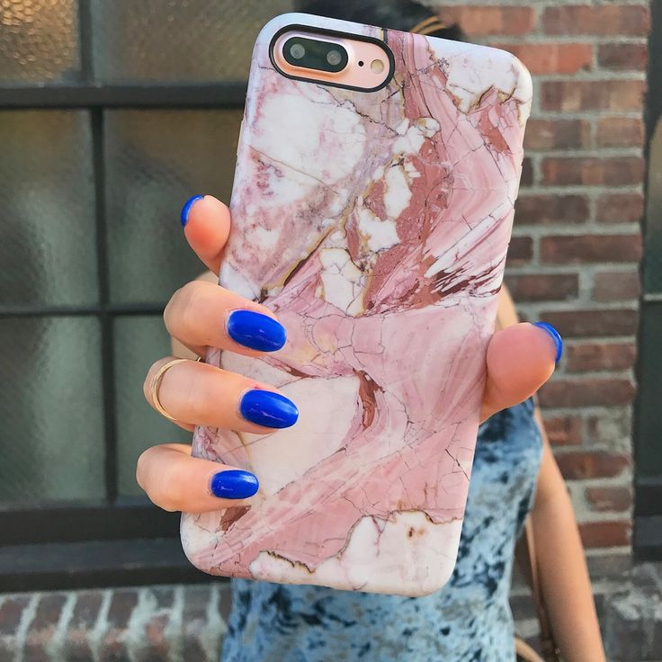 Sunday morning  Rose Marble Case for iPhone 6/6s, 6 Plus/6s Plus, 7 & 7 Plus from Elemental Cases