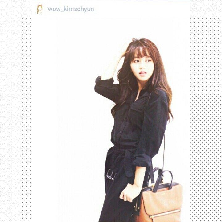 #KimSoHyun #Kstyle