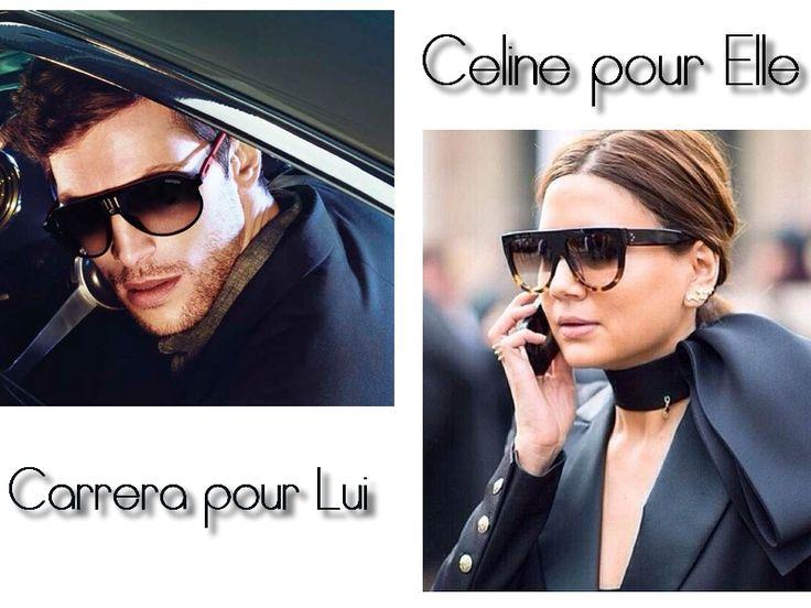 A la vie, à l'amour… Prouvez votre amour en offrant un cadeau inoubliable à la personne que vous aimez. Sur www.promoslunettes.com vous trouverez les meilleures marques des lunettes de soleil à prix réduits. Venez découvrir nos produits pour la Saint Valentin! #promoslunettes #lunettesdesoleil #lunettes #sunglasses #meilleuresmarques #prixréduits #Celine #céline #céline_lunettesdesoleil #céline_sunglasses #Carrera #Carrera_lunettesdesoleil #Carrera_sunglasses #Carrera_Céline