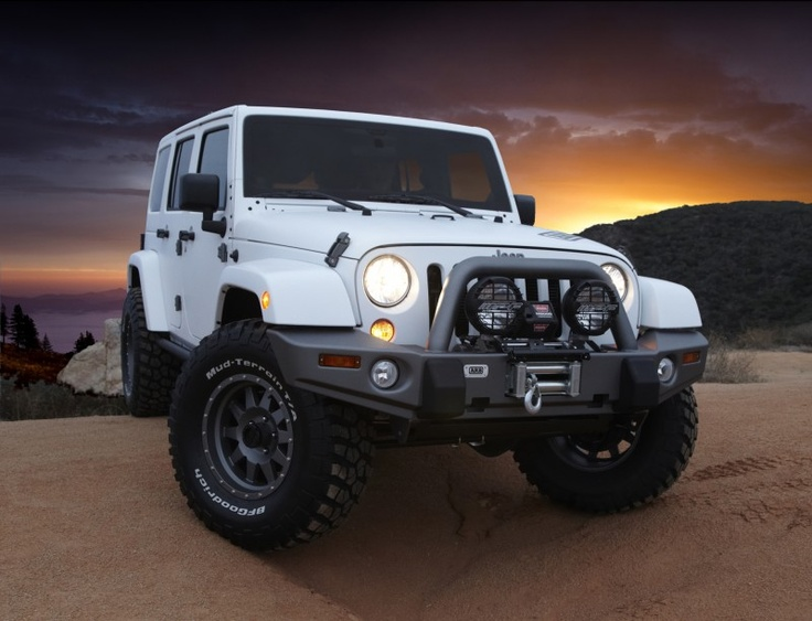 2012 Xplore Jeep Wrangler