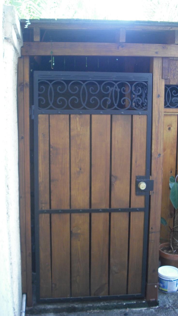 17 Best Side Gate Ideas Images On Pinterest Gate Ideas